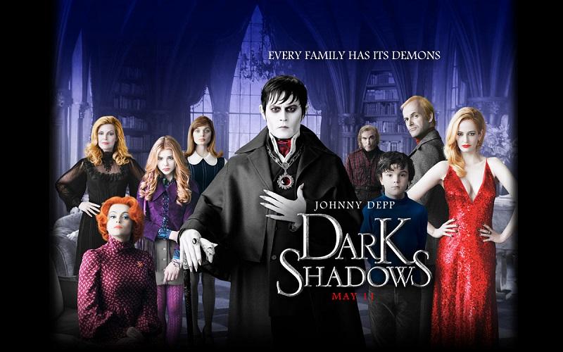 Recensioni – Dark Shadows