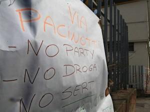 Verona, trasferimento del Sert: sì a una ghettizzazione dei tossicodipendenti