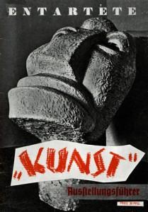 Il nazismo e l'arte degenerata: due mostre a confronto