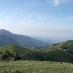 Panorama dal Monte Torrezzo