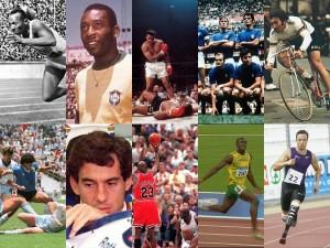 Dieci istantanee per la storia dello sport