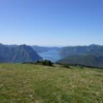 Altopiano di Bossico e Lago d'Iseo