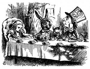 In viaggio con Sarah e Alice: imparare dall'assurdo