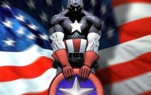 God bless Captain America
