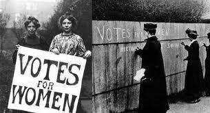 Voto alle donne!