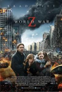 World War Z - Locandina