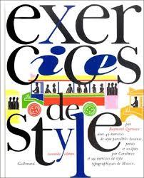 Copertina dell'opera di Queneau