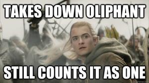 Super Legolas