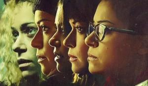 """I cloni di Sarah Manning in """"orphan black"""""""