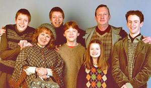 Weasleys -  Netflix in Italia: 22 Ottobre 2015