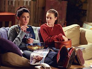 Lorelai e Rory -  Netflix in Italia: 22 Ottobre 2015