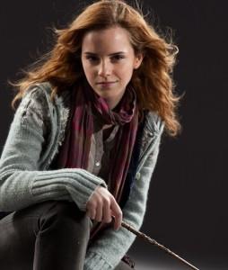 Locus of control hermione