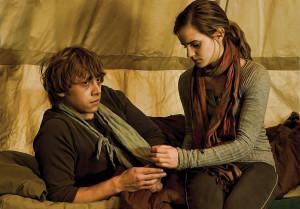 Locus of control ron e hermione