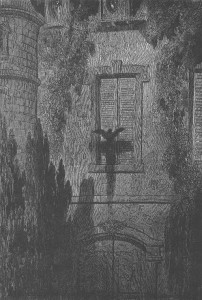 """""""Il Corvo"""" di G. Doré"""
