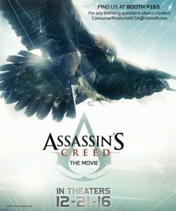 Locandina di Assassin's Creed - Articolo di Luca Morellini: Cinema e Videogiochi: quando il Fungo diventa Cyberpunk