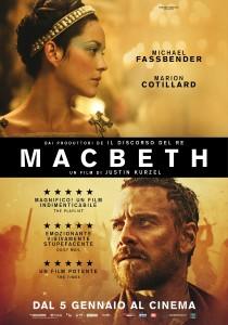 Macbeth poster ita