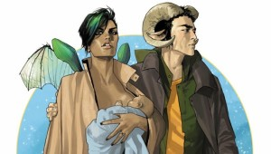 La famiglia protagonista: Alana, Marko e la piccola Hazel