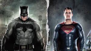 BAtman VS Superman characters