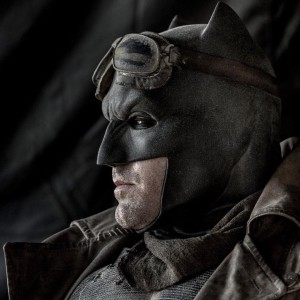 Batman VS Superman Batman-deserto
