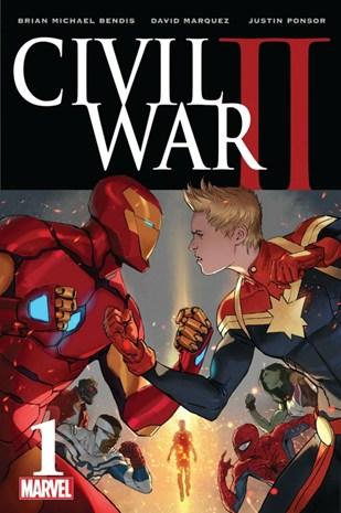 Civil War II is coming...