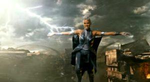 X-Men Apocalypse, il personaggio di Tempesta