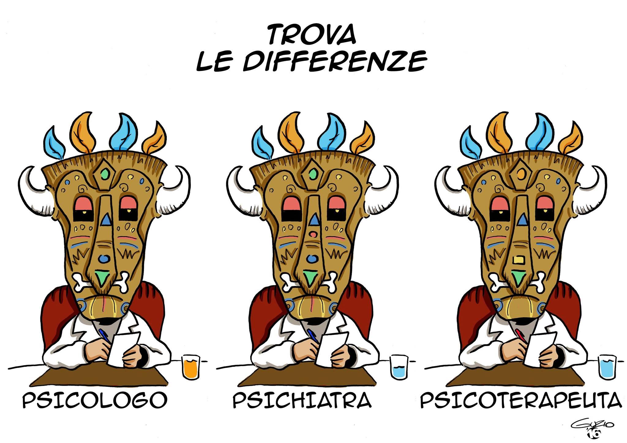 da psicologo a psichiatra