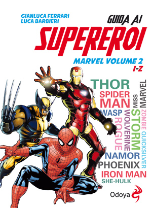 Guida ai supereroi Marvel, volume 2