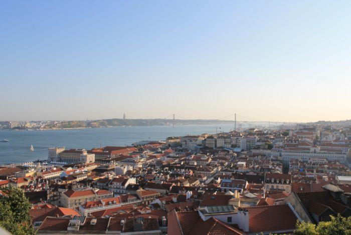 Fiume Tago, Lisbona