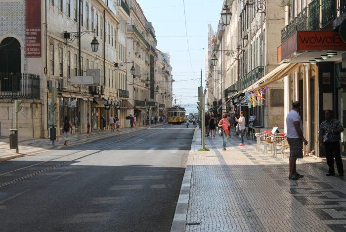 Baixa, Lisbona