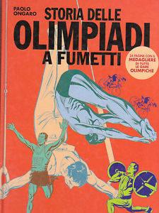 Le Olimpiadi a fumetti: Storia delle Olimpiadi a fumetti