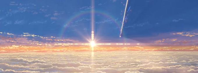 Your Name di Makoto Shinkai: la cometa attraversa il cielo