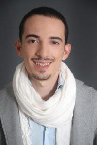 Gioacchino Sbordone, uno degli attori di The Young Pope