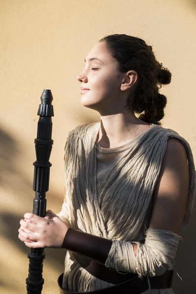 Rey - Lucca Comics & Games Cosplay Photogallery
