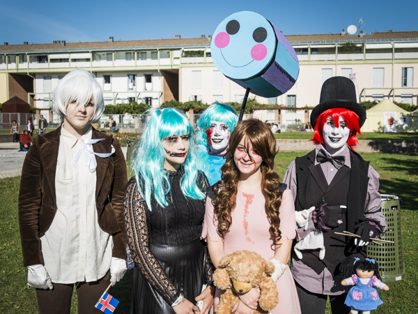 - Lucca Comics & Games Cosplay Photogallery