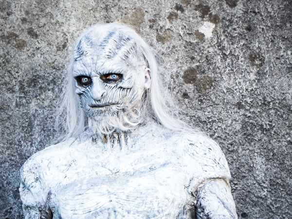 White Walker - Lucca Comics & Games Cosplay Photogallery