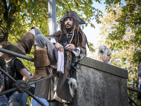Capitan Jack Sparrow - Lucca Comics & Games Cosplay Photogallery