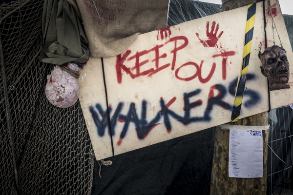 The Walking Dead - Lucca Comics & Games Cosplay Photogallery