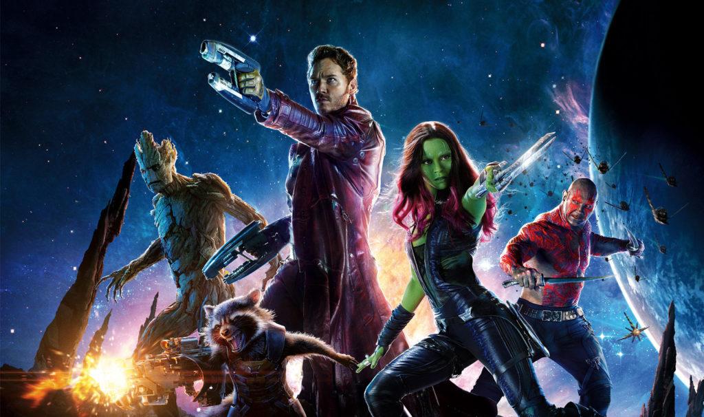 Guardiani della Galassia 2: I Guardiani della galassia