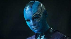 """Guardiani della galassia 2: Nebula da """"I Guardiani della Galassia"""""""