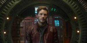 Guardiani della Galassia 2: Peter Qill aka StarLord leader dei Guardiani della Galassia