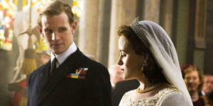 The Crown: il matrimonio tra Filippo ed Elisabetta d'Inghilterra