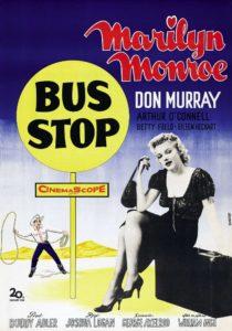 Goodbye Marilyn: Bus stop