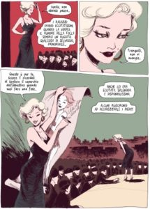 Goodbye Marilyn: la performance in Corea