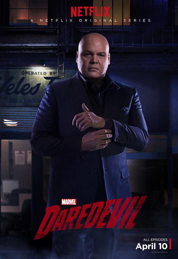 Marvel's Daredevil: Vincent D'Onofrio nei panni di Wilson Fisk