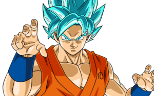 Dragon Ball Super: Goku Super Saiyan Blue
