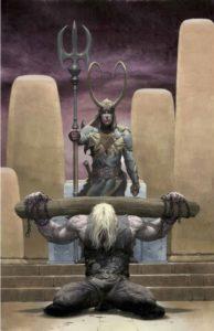 Thor & Loki: Thor in catene