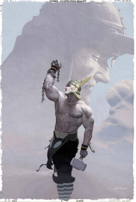 Thor & Loki: Thor nuovamente libero