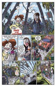 fumetto di Edward Mani di Forbice