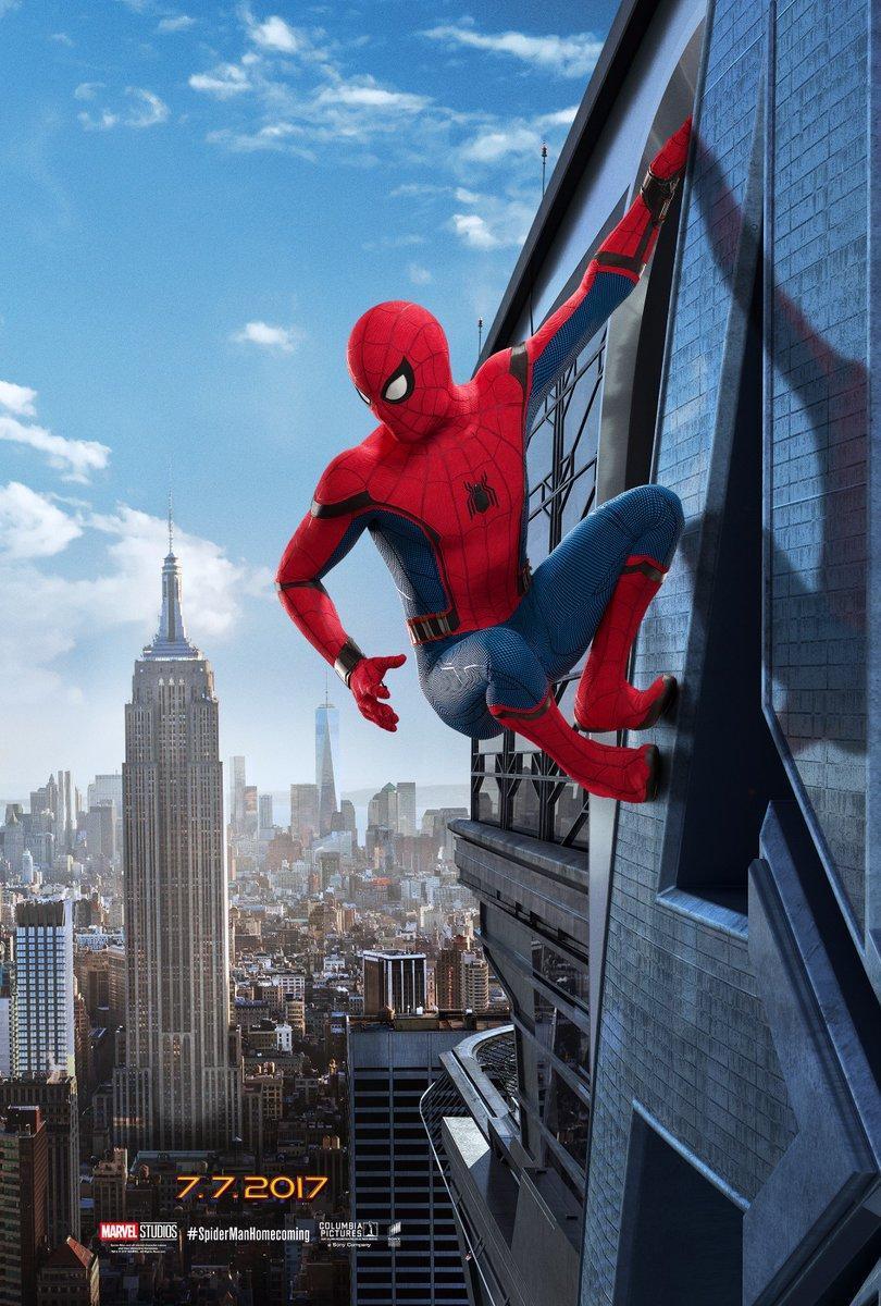 Spider-Man su PlayStation: Locandina di Spider-Man: Homecoming