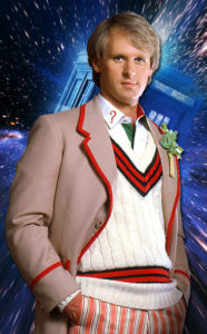 Classic Who 5th Doctor